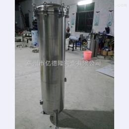 325*40寸*15亿德隆洛阳井水过滤不锈钢保安过滤器