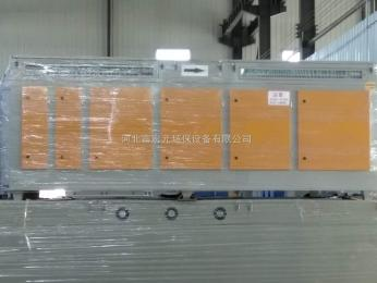 F-20000河南光氧活性炭一体机的效果优点制鞋厂