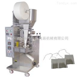 JX001全自动带线袋泡茶包装机