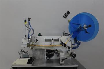 GZX-500A 半自动平面贴标机
