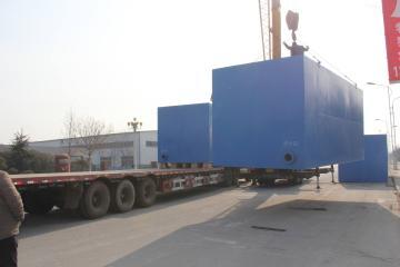 环源环保湘潭市  养猪场污水环保设备厂家一体化设备