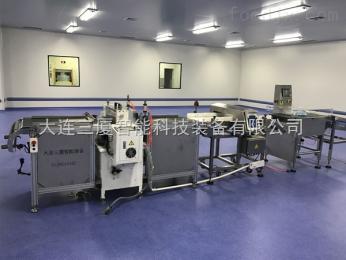橡胶金属检测机-全自动胶片金属检测线