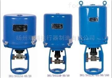 381LSD-600直行程电动执行器