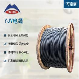 YJV各种规格电力电缆YJV低压铜芯交联聚乙烯电缆厂家 现货国标工程用电缆批发