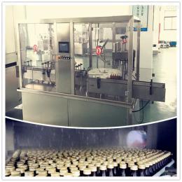 SGGZ-430-150ml口服液糖浆灌装机  酵素灌装生产线