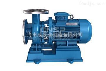 15-80ISW型卧式管道离心泵