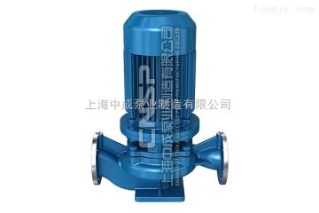 15-160(I)IHGB型单级单吸防爆化工管道泵