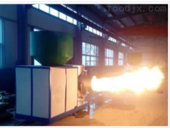 生物质燃烧机2