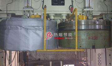 硫化机保温�K套