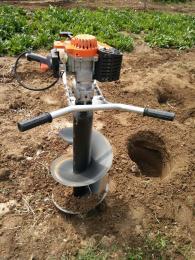 YD-TF40黑龙江手提式挖坑机行情