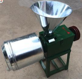 YD zs-220玉米去皮磨面机 三相电家用小型面粉机