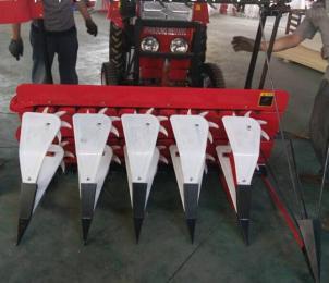 YD-gsj小型收割機 側倒式割曬機