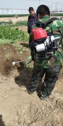 YD-T140四沖程小型玉米黃豆牧草收割機割草機