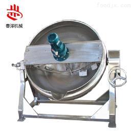 600L供应不锈钢电加热燕窝蒸煮夹层锅