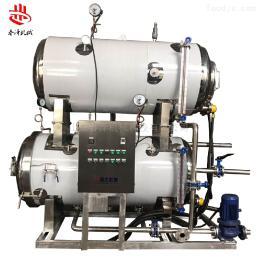 700/1200电加热喷淋式杀菌锅