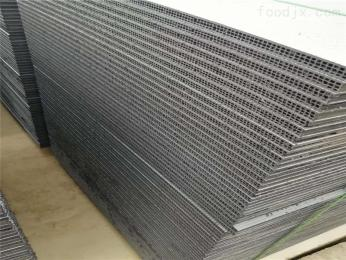 120中瑞中空塑料建筑模板單螺桿板材擠出機設備