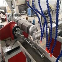 65/25中瑞加筋管單螺桿管材擠出機生產設備