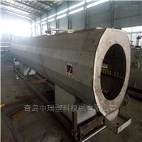 90/33中瑞PE管生產線單螺桿管材擠出機設備