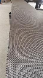 不锈钢金属链耐热输送网带结构