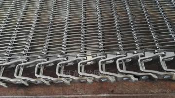 xhl-lc螺旋马蹄链网带