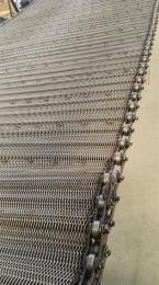 螺旋不锈钢链条网