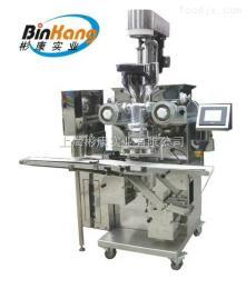 BK-168-II全自動雙色餅干成型機 花色曲奇包餡成型機  廠家直銷 質量無憂