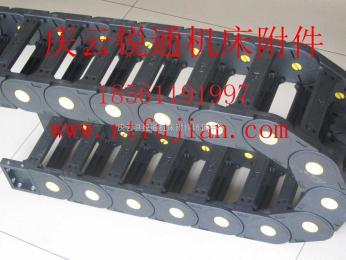 专业生产桥式尼龙拖链生产厂家