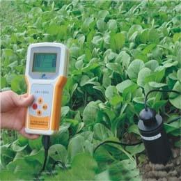 土壤水分温度速测仪