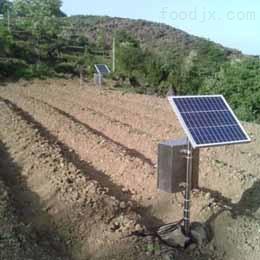 远程土壤温度湿度监测系统