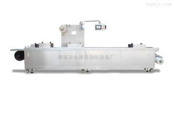 520型火腿拉伸膜真空包装机