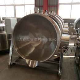 300L電加熱夾層鍋