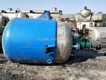 1噸-20噸博睿供應二手1-20噸搪瓷反應釜,型號齊全