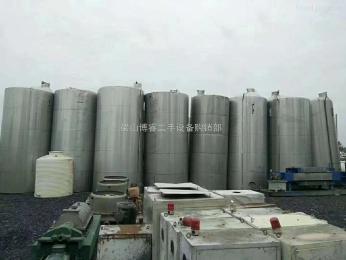 齐全厂家出售二手储罐,二手50立方不锈钢储罐