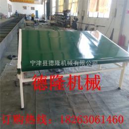 dl-0081厂家直销 PVC流水线 皮带输送线 防静电自动输送机