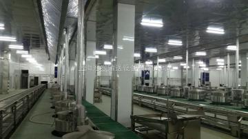 GH1609上海卤制品生产及全套输送设备