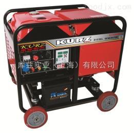 KZ12800E10千瓦电启动柴油发电机报价