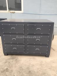 SXGY-1W 蜂窝活性炭吸附箱废气净化处理装置
