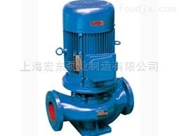 ISG立式管道离心泵、IHG不锈钢化工泵
