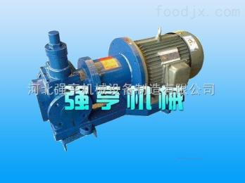 YCBC杭州強亨無泄漏磁力圓弧齒輪泵設計合理工藝先進