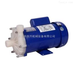 CX創升安徽氟塑料磁力泵,應用范圍不斷拓寬