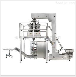 XT2杭州大型全自动休闲食品立式包装机系统