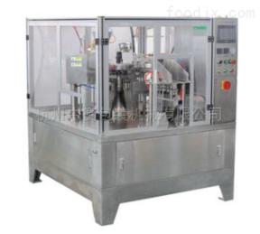 ZH-GD全自动给袋式坚果炒货颗粒成型PE复合包装机
