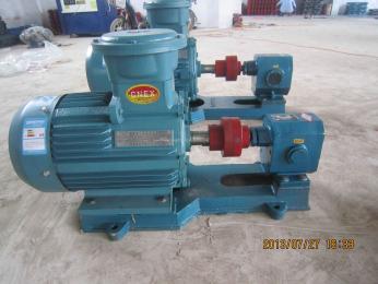 ZYB3/4.0金海泵业齿轮泵 ZYB3/4.0渣油泵/点火燃油泵/杂质泵