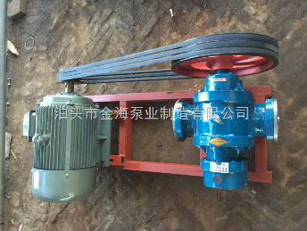 罗茨泵不锈钢保温罗茨泵重油粘油泵