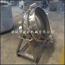 100L电加热不锈钢夹层锅蒸煮锅