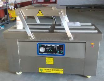 DZ---600咸鸭蛋真空包装机