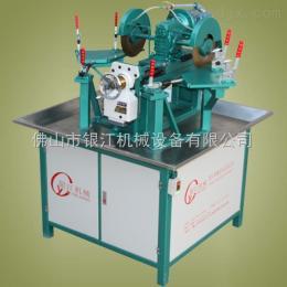 不锈钢门框水磨自动切割机 45度切割机
