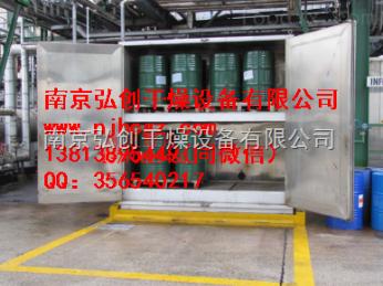 【可定制】原料快速预热油桶干燥箱 工业原料加热油桶烘干箱 油桶预热烘烤箱