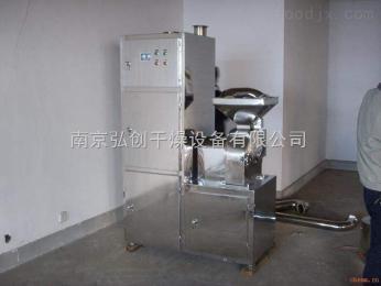 WF除尘 粉碎机 齿爪式带除尘粉碎机 水循环冷却吸尘收纳GMP标