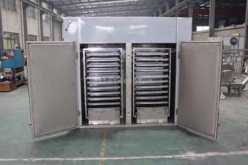RXH系列供应 两门两车48个盘的热风循环干燥箱 脱水蔬菜烘干机